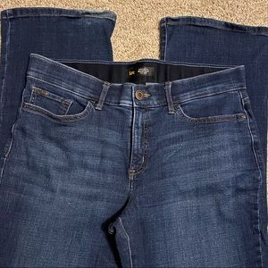 Lee Flex Fit boot cut jeans size 12